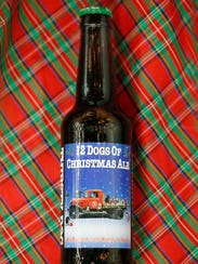 Thirsty Dog's 12 Dogs of Christmas Ale is another Will