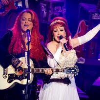Naomi Judd says Judds music would survive atomic bomb