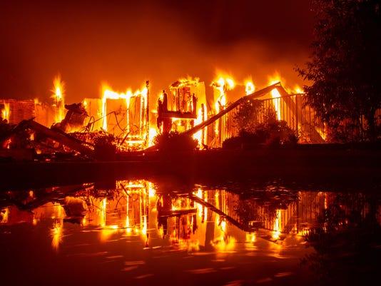 AFP AFP_17Y8XN A FIR USA CA