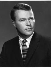 Gov. Phil Hoff in 1963.