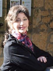 Freelance writer Marina Brown.