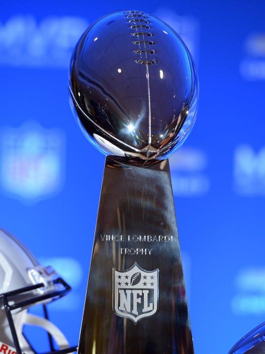 2014-02-03 Super Bowl Trophy