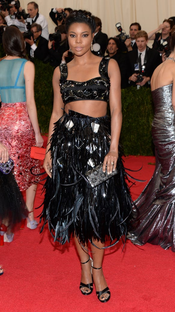 AP 2014 MET MUSEUM COSTUME INSTITUTE BENEFIT GALA A ENT USA NY