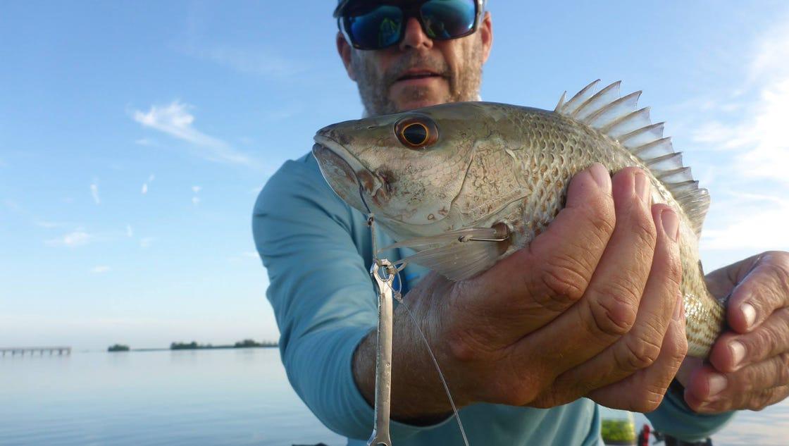 Treasure coast fishing report mullet run at a crescendo for Treasure coast fishing report