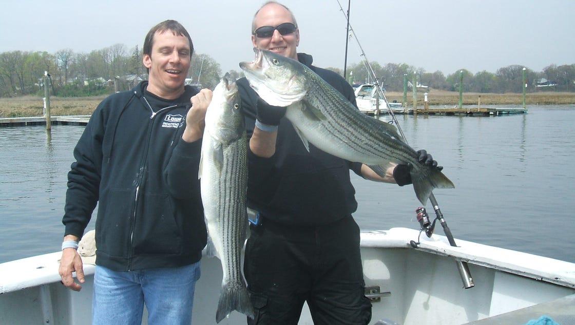 Big bluefish crash blitz manasquan inlet for Manasquan inlet fishing