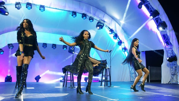 En Vogue entertained guests at 24th Annual Steve Chase