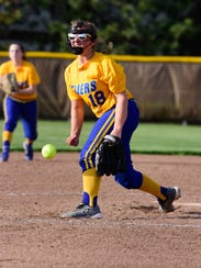 Clyde's Hunter Schwochow was first-team all-SBC Lake Division.