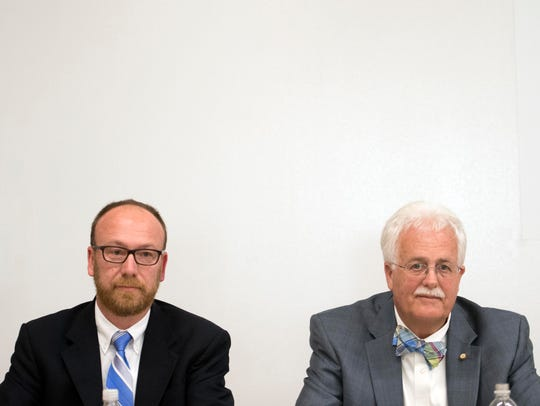 Knox County Commission District 11 candidates Daniel