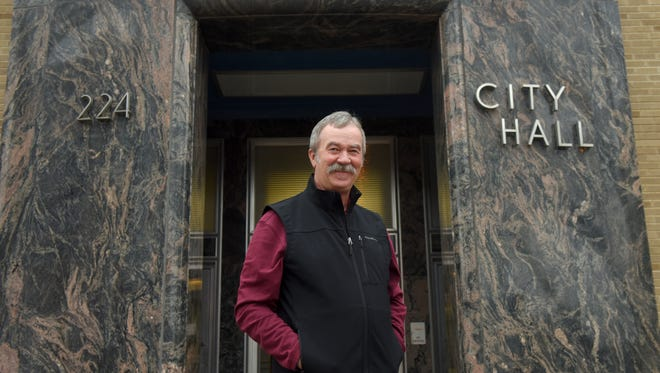 Ron Bell is the Building Services Director for the City of Sioux Falls and will be retiring after decades of service.