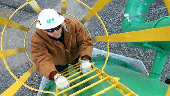 Climbing the ladder to success is available to qualified candidates in the natural gas and electricity sector. Energy Companies typically offer good pay with benefits, opportunities for advancement and innovative positions plus craft/field work.