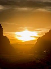 Summer Solstice Observation at the Parowan Gap on Saturday,