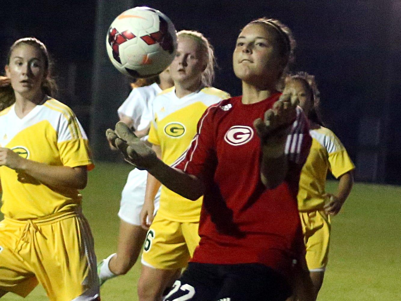 Gallatin goalkeeper Abi Green returns for her junior season after garnering first-team All-County honors last season.