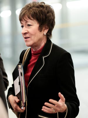 Sen. Susan Collins, R-Maine