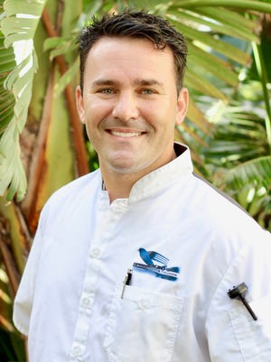 Vinny Puleio is the chef-owner of Enzo's Ristorante Italiano in Bonita Springs.