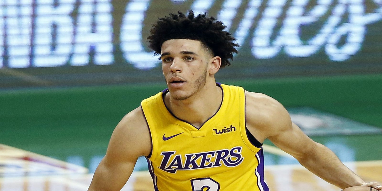 Lonzo Ball Got A Haircut And Twitter Made Jokes