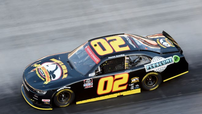 Patrick Emerling, Our Motorsports, Bristol Motor Speedway, NASCAR, Xfinity Series (Photo by Jared C. Tilton/Getty Images)