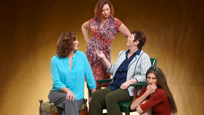 """""""August: Osage County,"""" an OpenStage Theatre Co. production, opens Saturday at the Lincoln Center."""