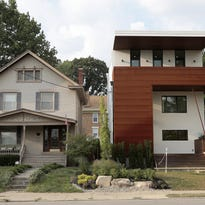 The home at 2872 Erie Ave. remains for sale in the Hyde Park neighborhood of Cincinnati on Wednesday, Sept. 2, 2015. The single family, five bedroom home is listed online with a selling price of $1,475,000.