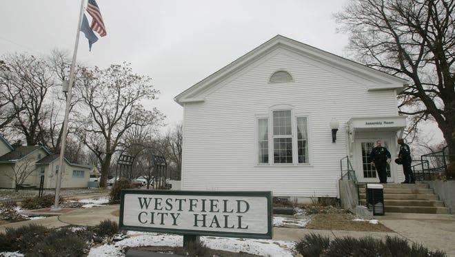 Westfield City Hall.