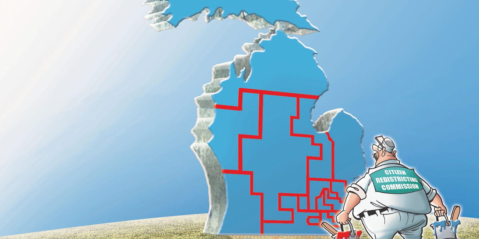 Redistricting Commission offers break with corrupt past