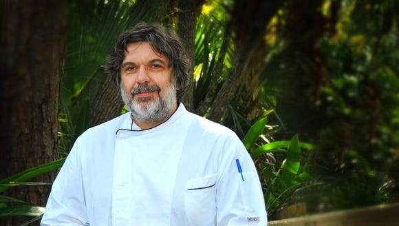 Chef Luca Filadi, formerly of the Mango Tree, will