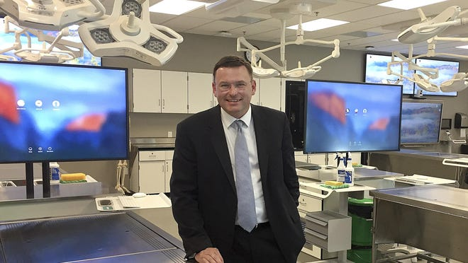 Of for-profit medical schools, Dr. Robert Hasty, dean of the newly created Idaho College of Osteopathic Medicine, says for-profit hospitals also were once stigmatized but now make up about a quarter of all U.S. hospitals.