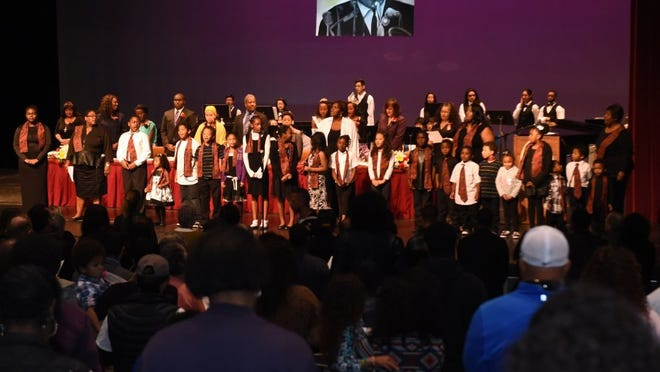 STAR FILE PHOTO The annual Martin Luther King Jr. Day celebration takes place at the Oxnard Performing Arts Center in 2015.