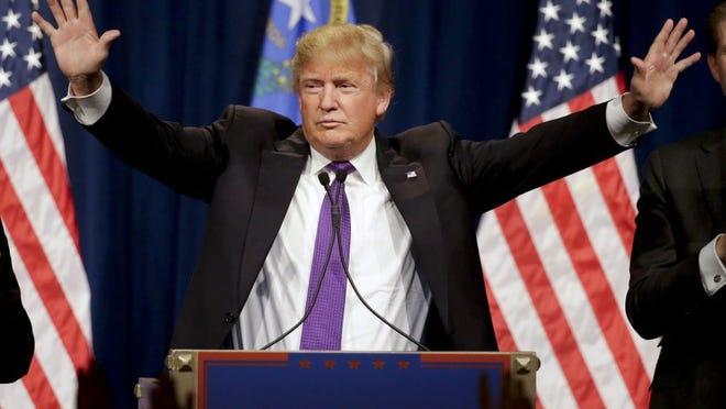 President -elect Donald Trump.
