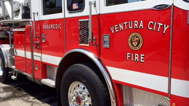 PHOTO COURTESY/Ventura City Fire