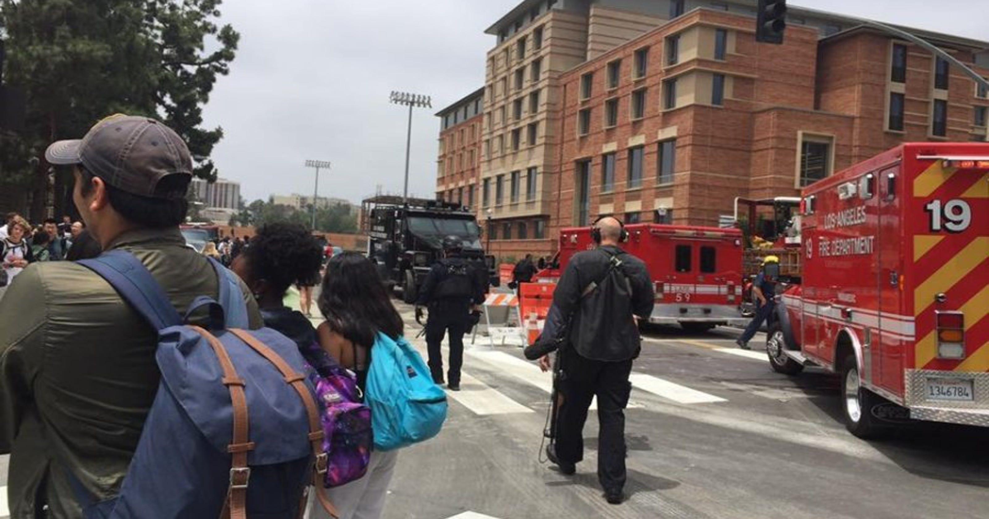 Ventura County locals who study at UCLA say lockdown