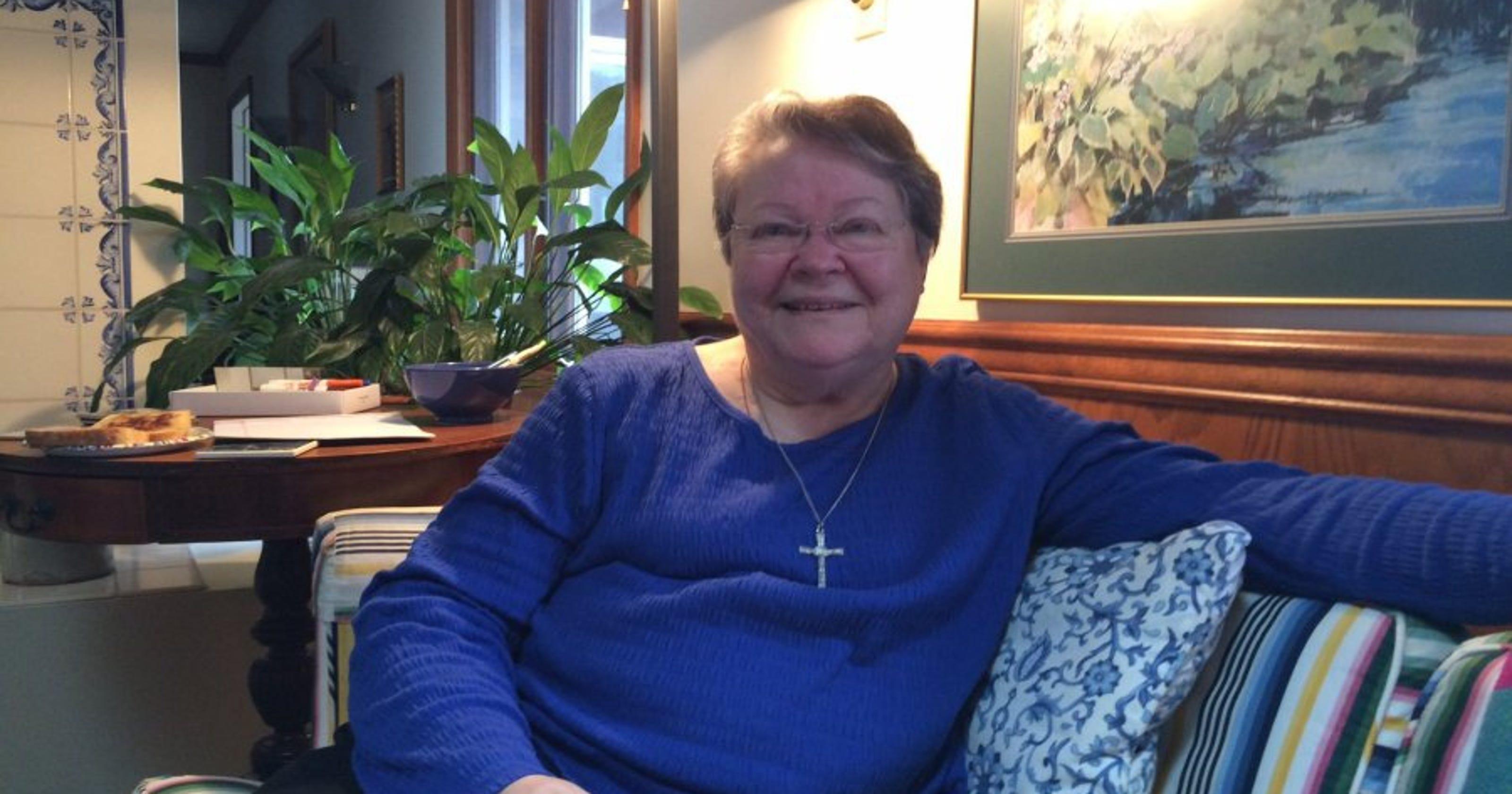 Knoxville Secular Carmelite member grew from 'oddball' to