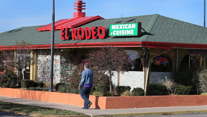 The El Rodeo Mexican cuisine restaurant at 2600 N High School Road. Matt Kryger / The Star
