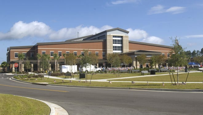 The VA Super Clinic located at Corry Station.