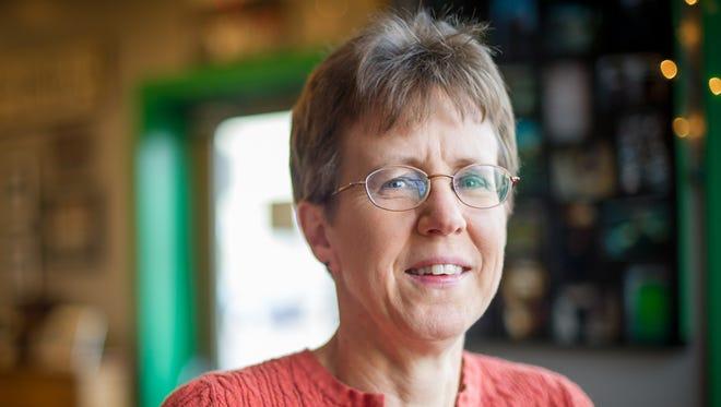 Webster blogger Missy Rosenberry