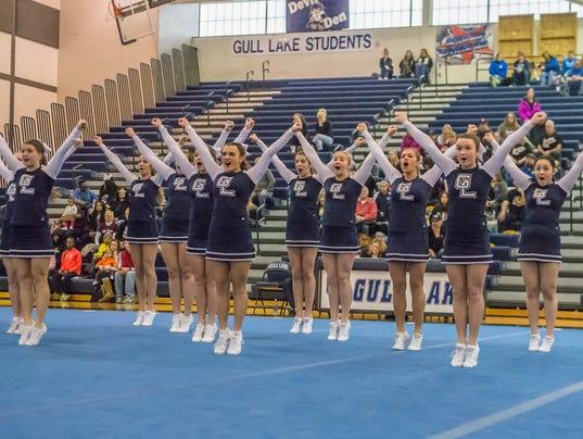 Blue Devil Competitive Cheerleading  Invitational