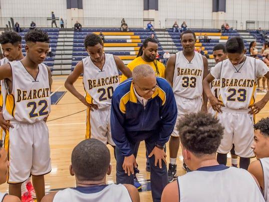 Battle Creek Central JV Basketball
