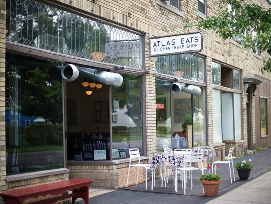Atlas Eats