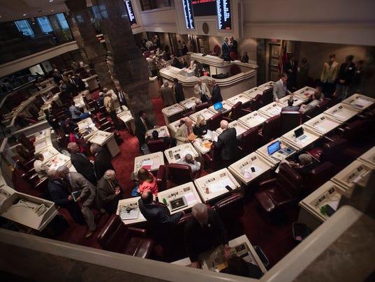 Legislative Session 011