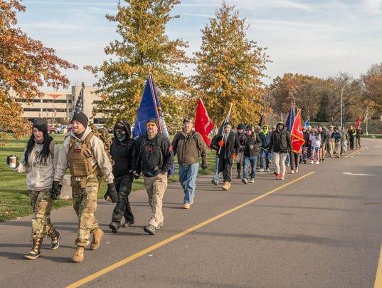 Veterans Ruck March 5