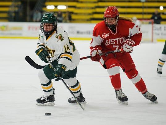 Boston vs. Vermont Women's Hockey 11/17/17
