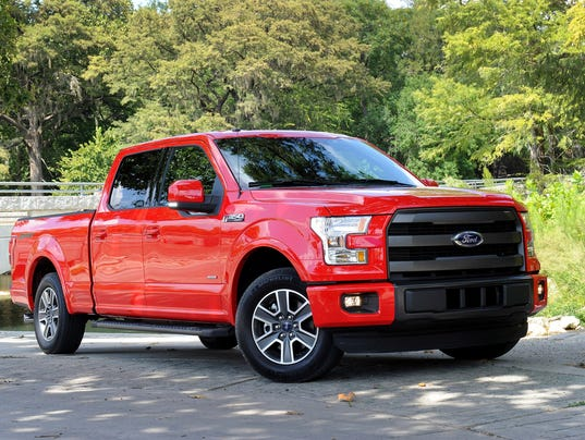 ford recalls 2015 f 150 for problems with the steering