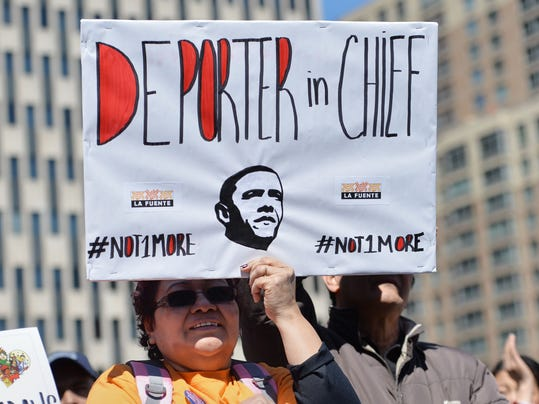 Our view deportations