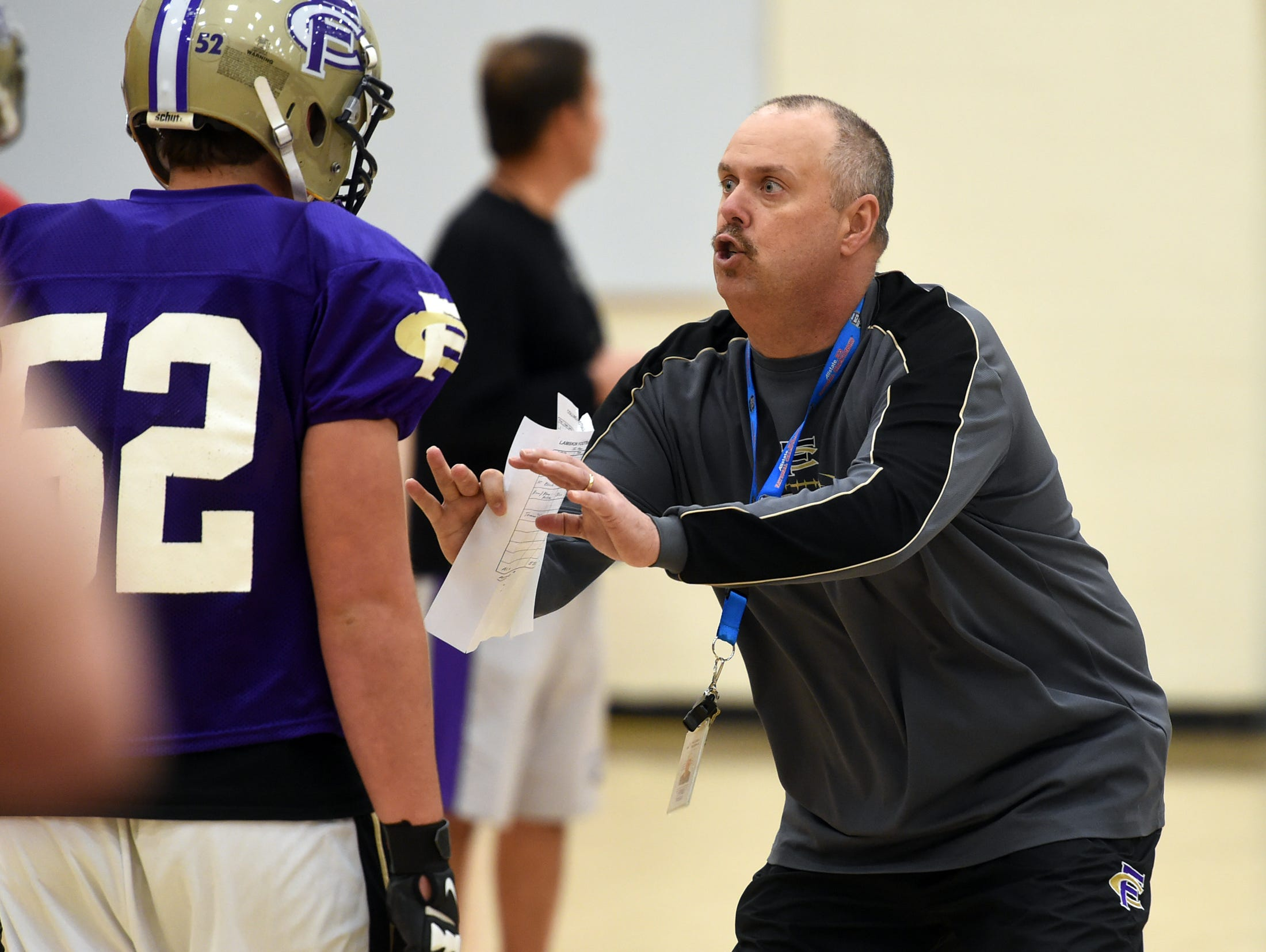 Staff | Fort Collins High School Football