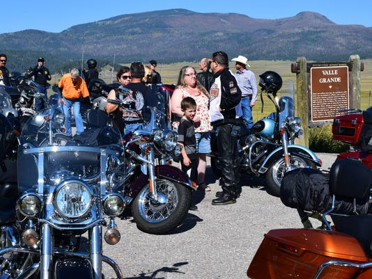 NMSU Motorcycle Gang