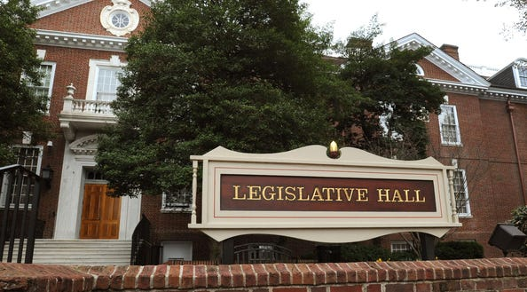 A new committee will study Delaware's tax base and
