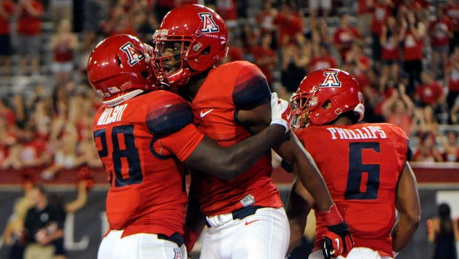 The Wildcats and Cougars meet Saturday in a Pac-12 game in Pullman. A quick look at the game: