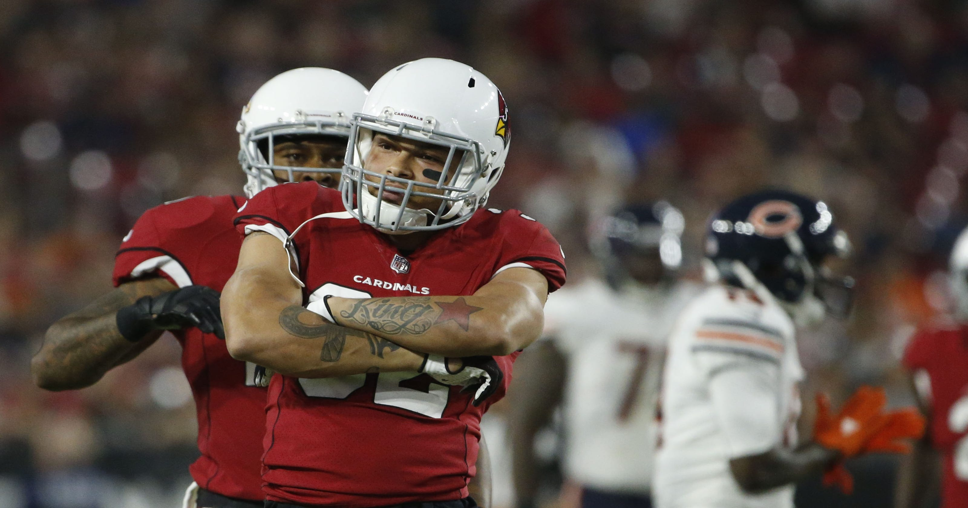The Arizona Cardinals game versus the Chicago Bears  Live updates fcee4e74f