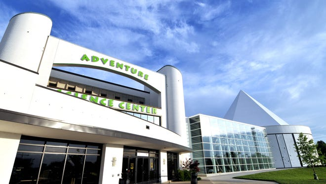 Celebrate the 70th birthday of the Adventure Science Center on Saturday.