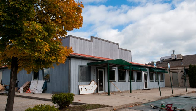 Work continues on the future Mongolian Buffet and Grill Monday, Oct. 24, in Fort Gratiot.
