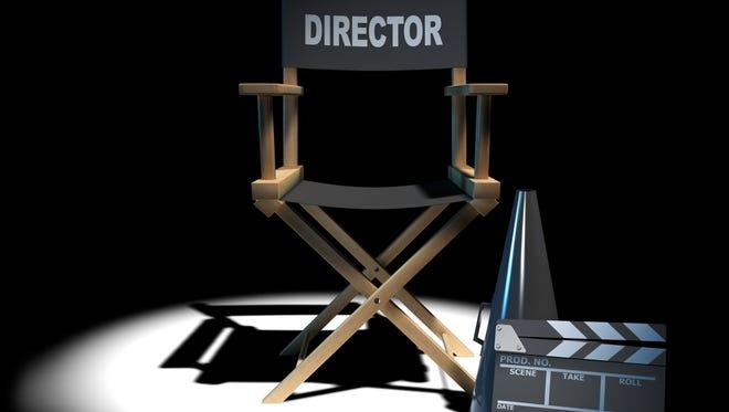 Directors chair in the spotlight